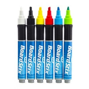 GRIP MARKER SIX PACK by Boardstix