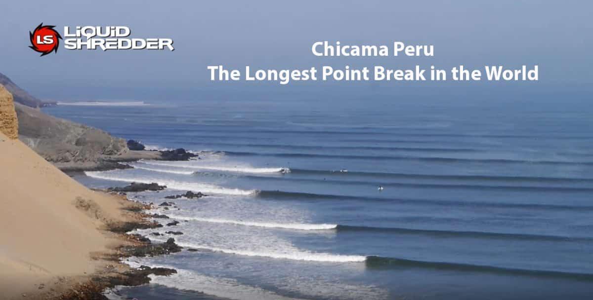 Chicama Peru Point Break