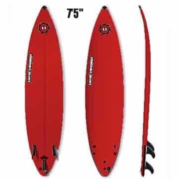 "PRO 7'5"" Big Wave Gun Closeout 2nd Generation Soft Surfboards - Surfboard"