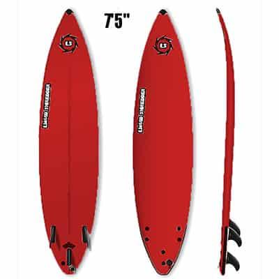 "PRO 7'5""Big WaveGun Closeout 2nd Generation Soft Surfboards - Surfboard"