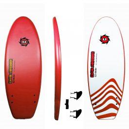 EZ Slider Blackball Beater Foam Surfboards