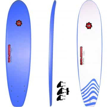 9ft EZ-Slider Foam Surfboard