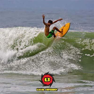 Soft Surfboards Liquid Shredder