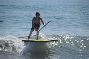 Paddle cruiser
