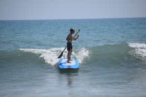 Surf SUPing