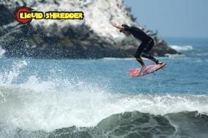 Peru Soft Surfboards by Liquid Shredder7