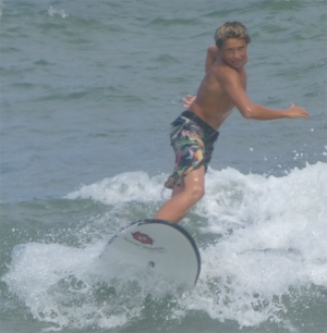 Kid Ghost Beater SurfBoard