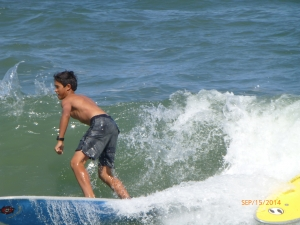 Liquid Shredder Element and Suntech model surfboards