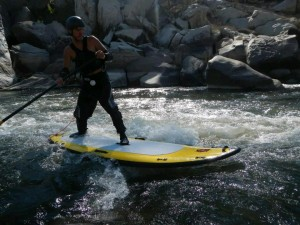 White Water River Paddleboards