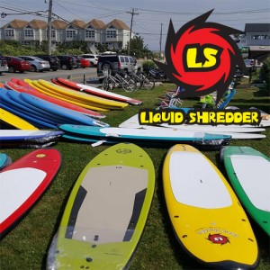 Many Paddleboards