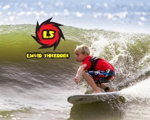 Beginner Surfboards by Liquid Shredder