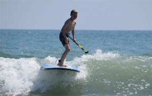 LS Paddle Surfing