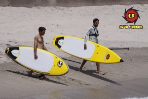 Paddleboard SUP by Liquid Shredder